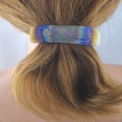 Titan Haarspange mittel Handarbeit in Berlin produziert