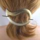 Grosse Titan Stab Haarspange