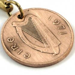 2 Pfund Irland1971 Handarbeit in Berlin produziert