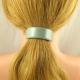 Acryl Zopf Haarspange