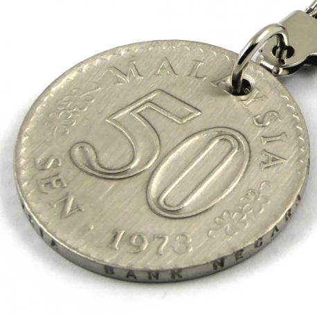50 Sen Malaysia 1973