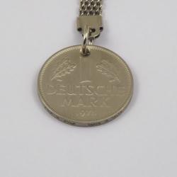 1 Deutsche Mark Schlüsselanhänger