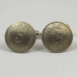 5 Deutsche Reichs Pfennig 1900